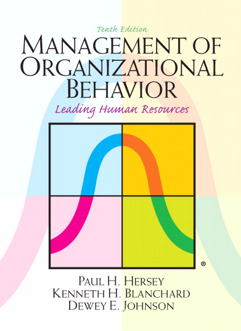 Solution Manual (Download Only) for  Management of Organizational Behavior