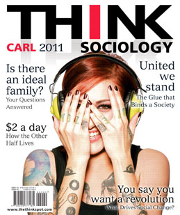 Test Bank (Download only) for THINK Sociology, 2nd Edition: Carl 020580523X, 9780205805235