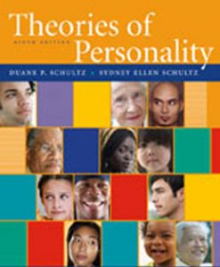 Test Bank (Download only) for Theories of Personality, 9th Edition: Schultz 0495506257, 9780495506256