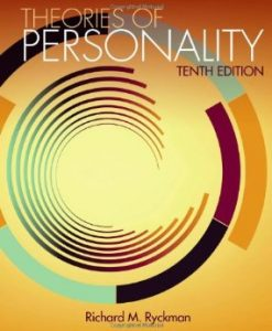 Test Bank (Download only) for Theories of Personality, 10th Edition : Ryckman, 1111830665,9781111830663