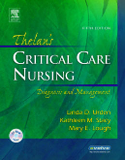 Test Bank (Download only) for Thelans Critical Care Nursing, 5th Edition (Chapters 2-42): Urden, 0323032486, 978-0323032483