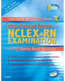 Test Bank (Download Only) for Saunders Comprehensive Review for NCLEX-RN Exam, 4th Edition, Linda A. Silvestri, 141603708X, 9781416037088