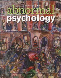 Test Bank (Download Only) for Abnormal Psychology 4th Edition, Gerald C Davison, 0470161035, 9780470161036