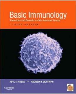 Test Bank (Download Only) for Basic Immunology, 3rd Edition, Abul K. Abbas, 1416046887, 9781416046882