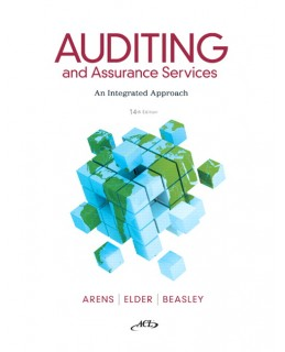 Test Bank (Download Only) for Auditing and Assurance Services, 14th Edition, Alvin A. Arens, 0132575957, 9780132575959