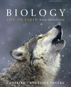 Test Bank (Download Only) for Biology Life on Earth with Physiology, 9th Edition, Audesirk, 0321598466, 9780321598462