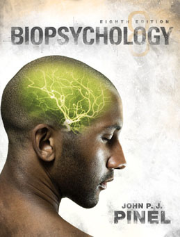 Test Bank (Download Only) for Biopsychology, 8th Edition, Pinel, 0205832563, 9780205832569
