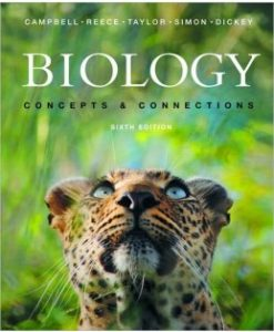 Test Bank (Download Only) for Biology: Concepts and Connections, 6th Edition, Neil A. Campbell, 0321489845, 9780321489845