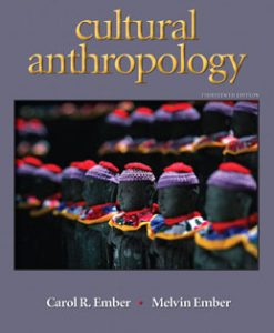 Test Bank (Download Only) for Anthropology, 13th Edition, Ember, 0205828582, 9780205828586