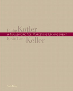 Test Bank (Download Only) for A Framework for Marketing Management, 4th Edition, Kotler, 0136026605, 9780136026600