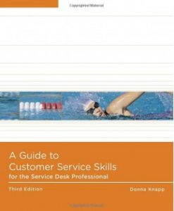 Test Bank (Download Only) for A Guide to Customer Service Skills for the Service Desk Professional, 8th Edition, Donna Knapp, 0538748532, 9780538748537