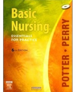 Test Bank (Download Only) for Basic Nursing, 6th Edition, Patricia A. Potter, 0323039375, 9780323039376