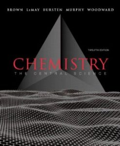 Test Bank (Download Only) for Chemistry The Central Science, 12th Edition, Brown, 0321741056, 9780321741059