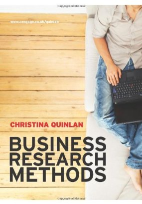 Test Bank (Download Only) for Business Research Methods, 1st Edition, Quinlan, 1408007797, 9781408007792