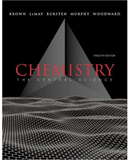 Test Bank (Download Only) for Chemistry: The Central Science, 12th Edition, Theodore E. Brown, 0321696727, 9780321696724