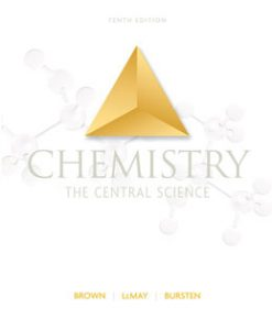 Test Bank (Download Only) for Chemistry The Central Science, 10th Edition, Brown, 0131096869, 9780131096868