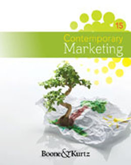Test Bank (Download Only) for Contemporary Marketing, 15th Edition, Boone, 1111579717, 9781111579715