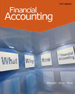 Test Bank (Download Only) for Financial Accounting, 11th Edition, Albrecht, 0538746955, 9780538746953