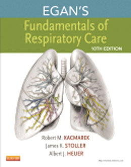 Test Bank (Download Only) for Egans Fundamentals of Respiratory Care, 10th Edition, Kacmarek, 0323082033, 9780323082037