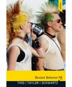 Test Bank (Download Only) for Deviant Behavior, 11th Edition, Alex D. Thio, 020520516X, 9780205205165