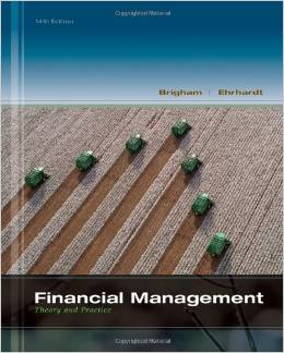 Test Bank (Download Only) for Financial Management Theory and Practice, 14th Edition, Brigham, 1111972206, 9781111972202