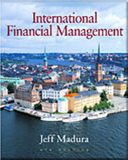 Test Bank (Download Only) for International Financial Management, 8th Edition, Madura, 0324319487, 9780324319484