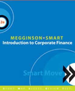 Test Bank (Download Only) for Introduction to Corporate Finance, 2nd Edition, Megginson, 0324657935, 9780324657937