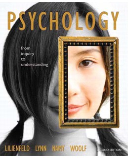 Test Bank (Download Only) for Psychology: From Inquiry to Understanding, 2nd Edition, Scott O. Lilienfeld, 0205832067, 9780205832064