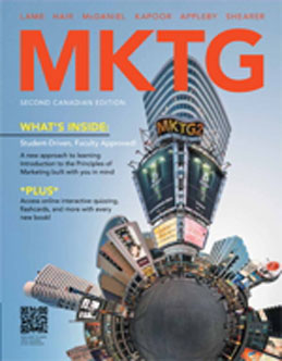 Test Bank (Download Only) for MKTG, 2nd Canadian Edition, Lamb, 0176503692, 9780176503697