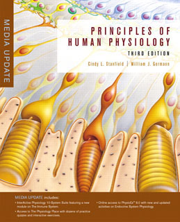 Test Bank (Download Only) for Principles of Human Physiology, 3rd Edition, Stanfield, 0805382860, 9780805382860