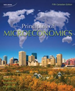 Test Bank (Download Only) for Principles of Microeconomics, 5th Canadian Edition, Mankiw, 0176502416, 9780176502416
