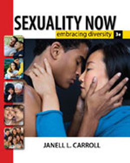 Test Bank (Download Only) for Sexuality Now Embracing Diversity, 3rd Edition, Carroll, 0495604992, 9780495604990