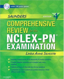 Test Bank (Download Only) for Saunders Comprehensive Review for NCLEX-PN Exam, 4th Edition, Linda A. Silvestri, 1416047301, 9781416047308