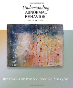 Test Bank (Download Only) for Understanding Abnormal Behavior, 10th Edition, Sue, 1111834598, 9781111834593