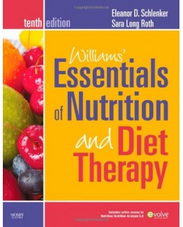 Test Bank (Download Only) for Williams' Essentials of Nutrition and Diet Therapy, 10th Edition, Eleanor Schlenker, 032306860X, 9780323068604