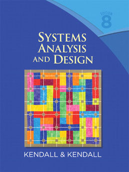 Test Bank (Download Only) for Systems Analysis and Design, 8th Edition, Kendall, 013608916X, 9780136089162