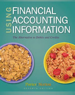 Test Bank (Download Only) for Using Financial Accounting Information The Alternative to Debits and Credits, 7th Edition, Porter, 0538452749, 9780538452748