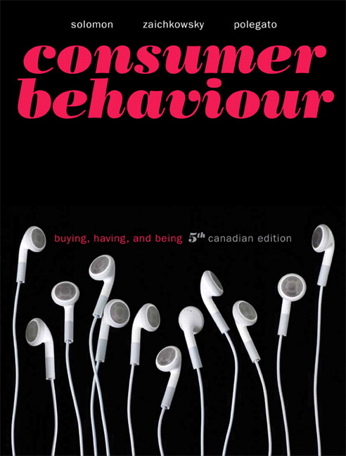 Test Bank (Download Only) for  Consumer Behaviour: Buying