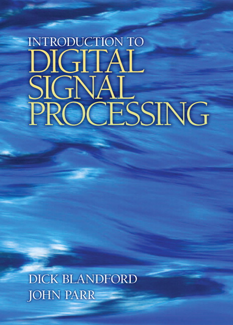 Solution Manual (Download Only) for  Introduction to Digital Signal Processing
