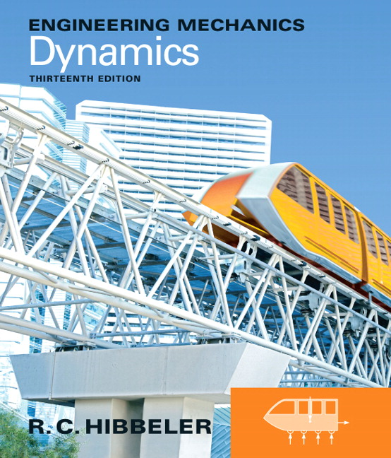 Solution Manual (Download Only) for  Engineering Mechanics: Dynamics
