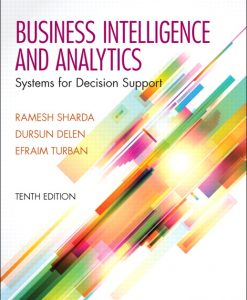 Test Bank (Download Only) for  Business Intelligence and Analytics: Systems for Decision Support