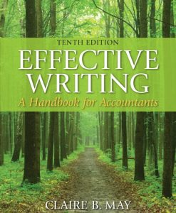 Solution Manual (Download Only) for  Effective Writing: A Handbook for Accountants