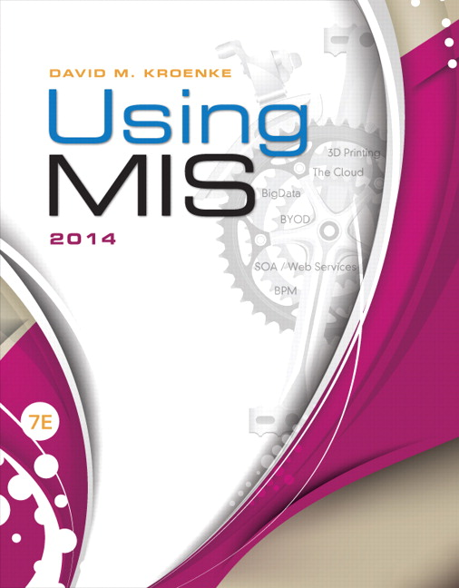 Test Bank (Download Only) for  Using MIS