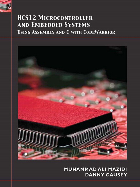 Solution Manual (Download Only) for  HCS12 Microcontrollers and Embedded Systems