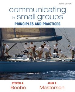 Test Bank (Download Only) for  Communicating in Small Groups: Principles and Practices
