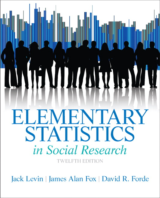Solution Manual (Download Only) for  Elementary Statistics in Social Research