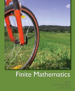 Solution Manual (Download Only) for  Finite Mathematics