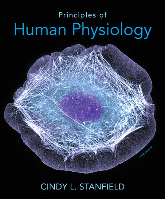 Test Bank (Download Only) for  Principles of Human Physiology