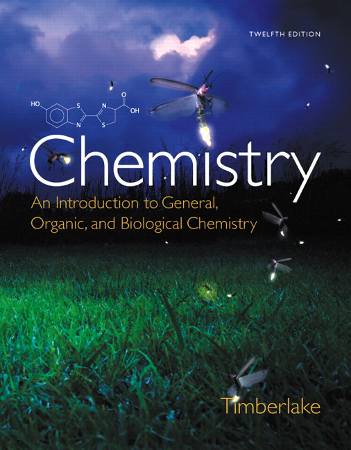 Test Bank (Download Only) for  Chemistry: An Introduction to General