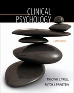 Solution Manual (Download Only) for  Clinical Psychology